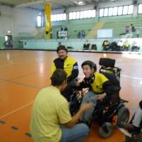 ostacoli per i disabili