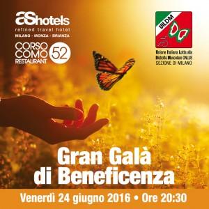 Gran Galà di beneficienza @ AS Hotel  | Limbiate | Lombardia | Italia