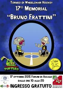 Memorial Bruno Frattini @ Mediolanum Forum | Assago | Lombardia | Italia