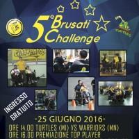 Locandina Brusati Challenge 2016