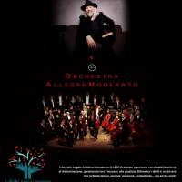 Locandina concerto Allegro e Finardi