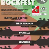 UILDM Milano Rockfest 26 giugno 2016