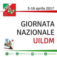 Giornata Nazionale UILDM dal 3 al 16 aprile
