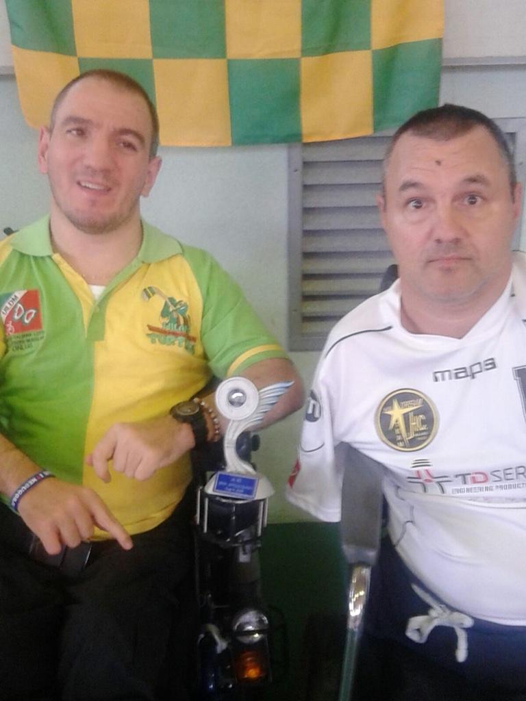 Omar Moroni e Beppe Fumagalli, gli 'imprescindibili'